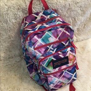 Jansport girls backpack